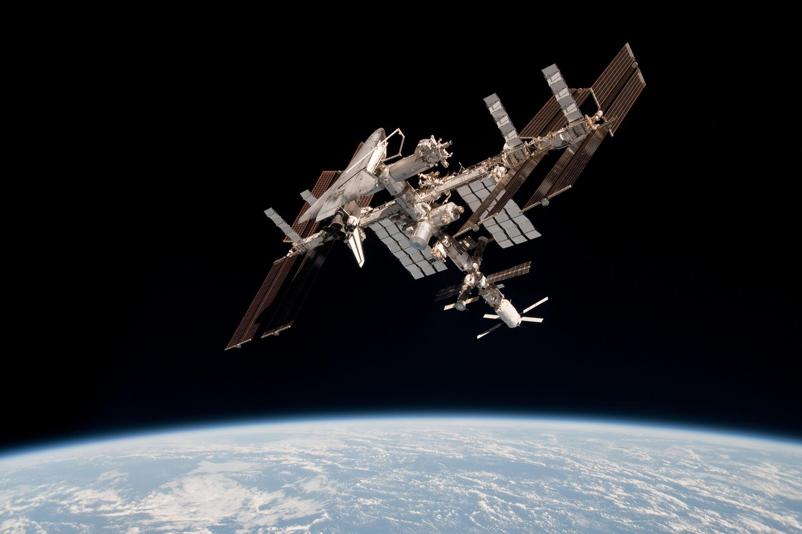 ISS / Endeavour