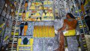 Forscher entdecken 4500 Jahre alte Grabkammer