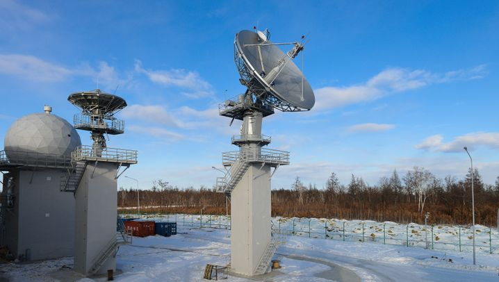 Wostotschnij: Kosmodrom im Osten Russlands