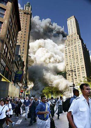 Einsturz des World Trade Centers am 11. September 2001: Wir sind es gewohnt, für alles eine Erklärung zu finden