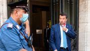 Senat in Rom hebt Immunität von Ex-Minister Salvini auf