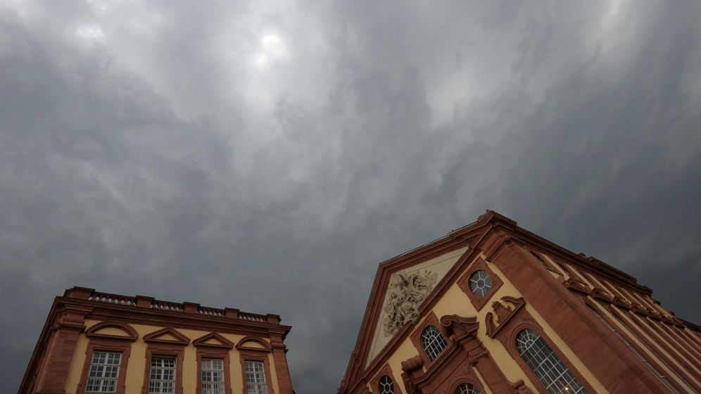 Hitze, Hitze, Unwetter: Deutschland im Juli