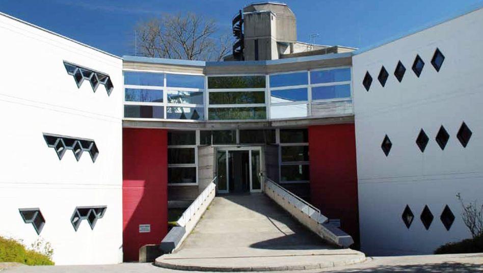Max-Planck-Institut für Astrophysik in Garching