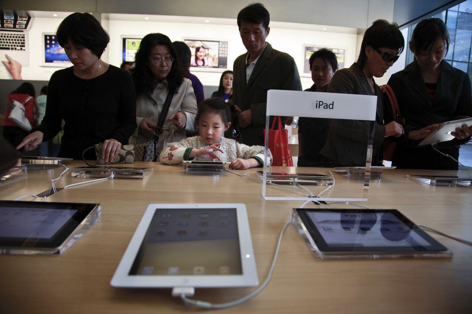 China Apple iPad Lawsuit