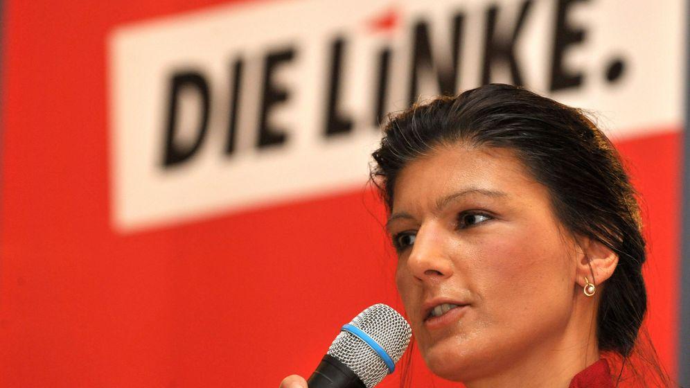 Sahra Wagenknecht: Links und ambitioniert