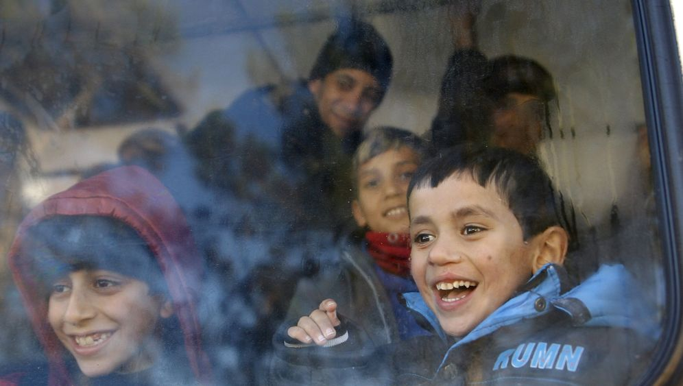 Balkanroute:: Tausende Flüchlinge in Slowenien