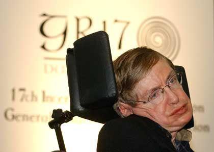 """Physiker Hawking: """"Die Gesetze der Physik haben sich verschworen"""""""