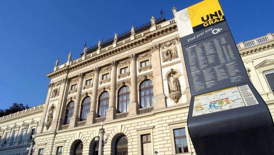 Karl-Franzens-Universität Graz: Zählt die Menschenrechte zu ihren obersten Prinzipien