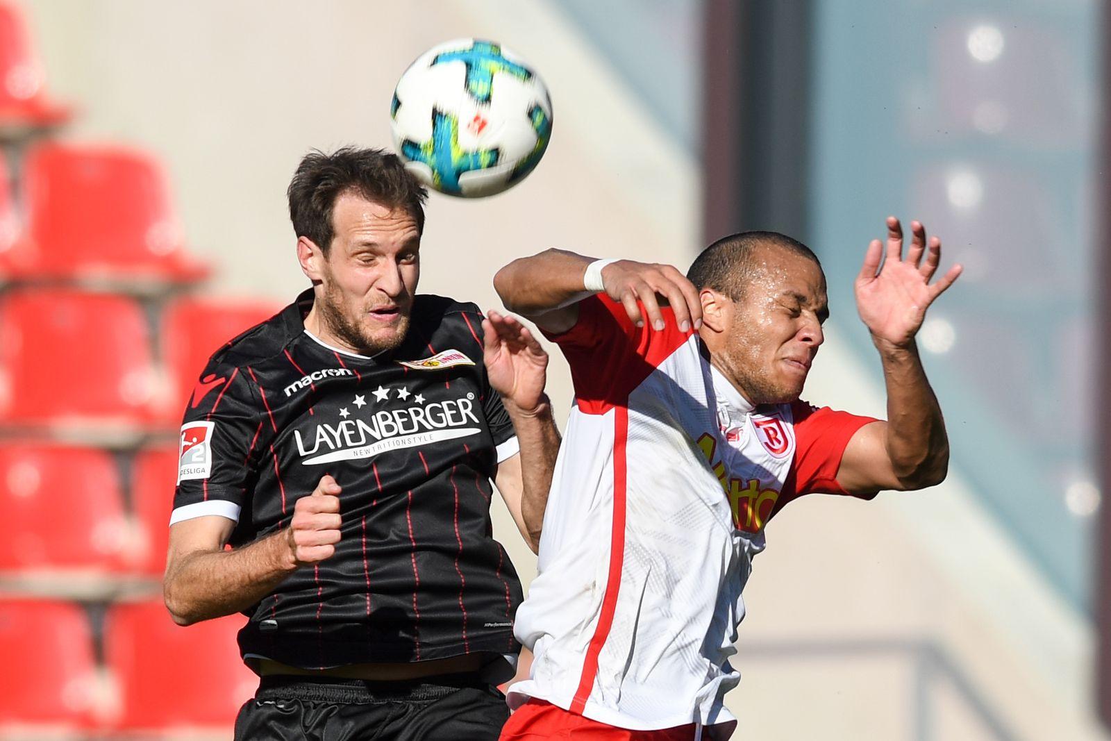 Jahn Regensburg - 1. FC Union Berlin