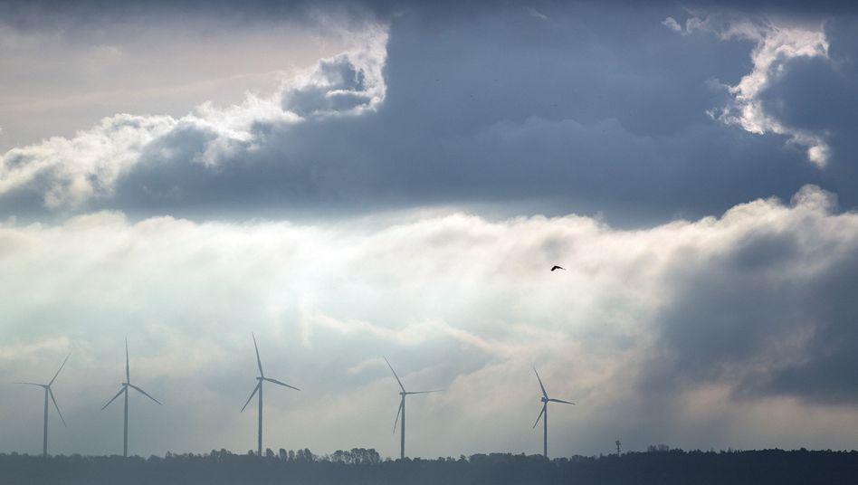 Windräder bei Jülich