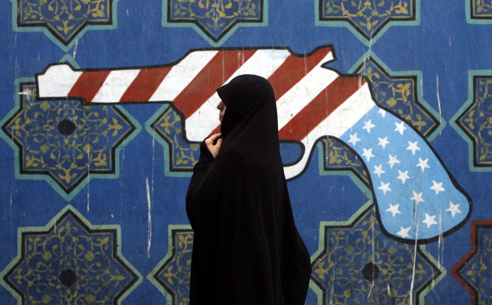 Iran Komplott