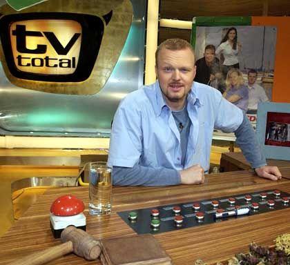 TV-Moderator Raab: Kräftig durchgeschüttelt