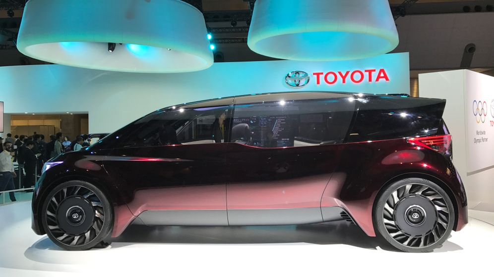 Toyota: Oha, H2!