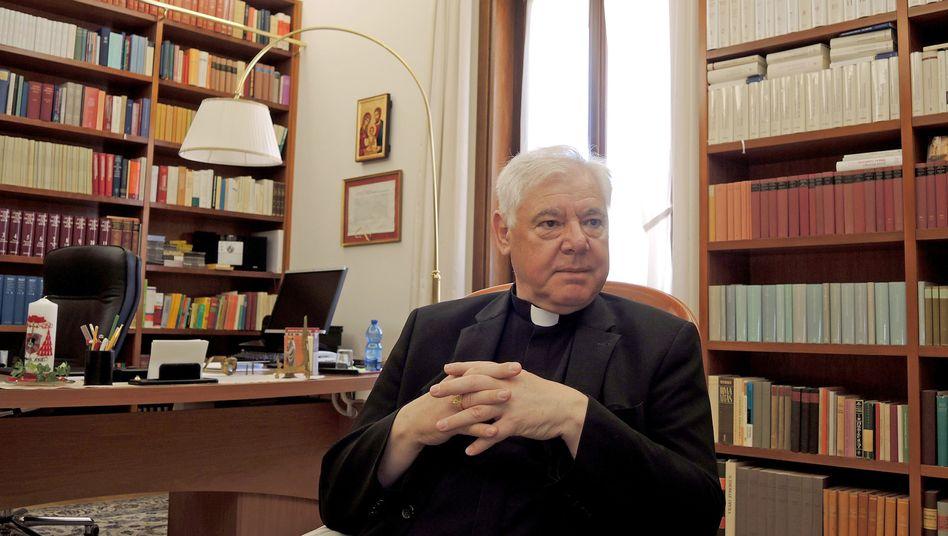 Kardinal Gerhard Ludwig Müller (Archivbild)