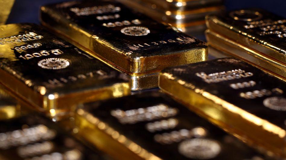 Goldbarren bei Händler in München: So teuer wie noch nie