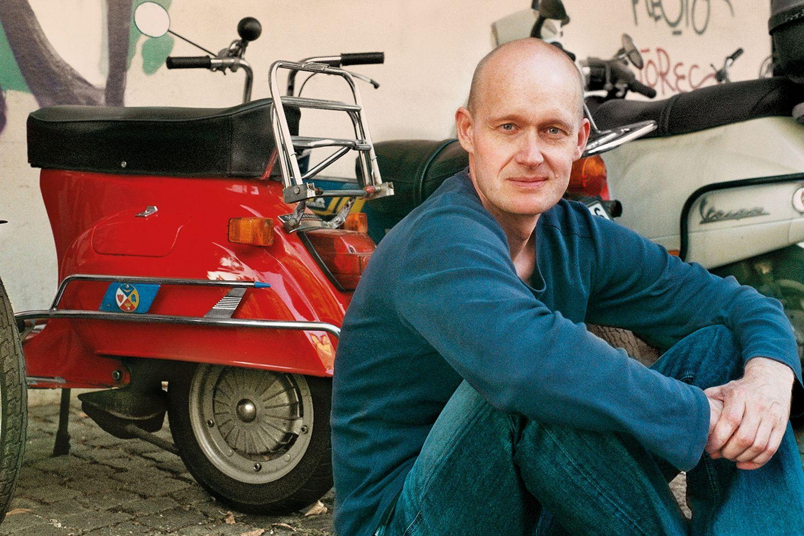 EINMALIGE VERWENDUNG Tageskarte 04.02.15/ Buch/ Arno Geiger: Selbstporträt mit Flusspferd