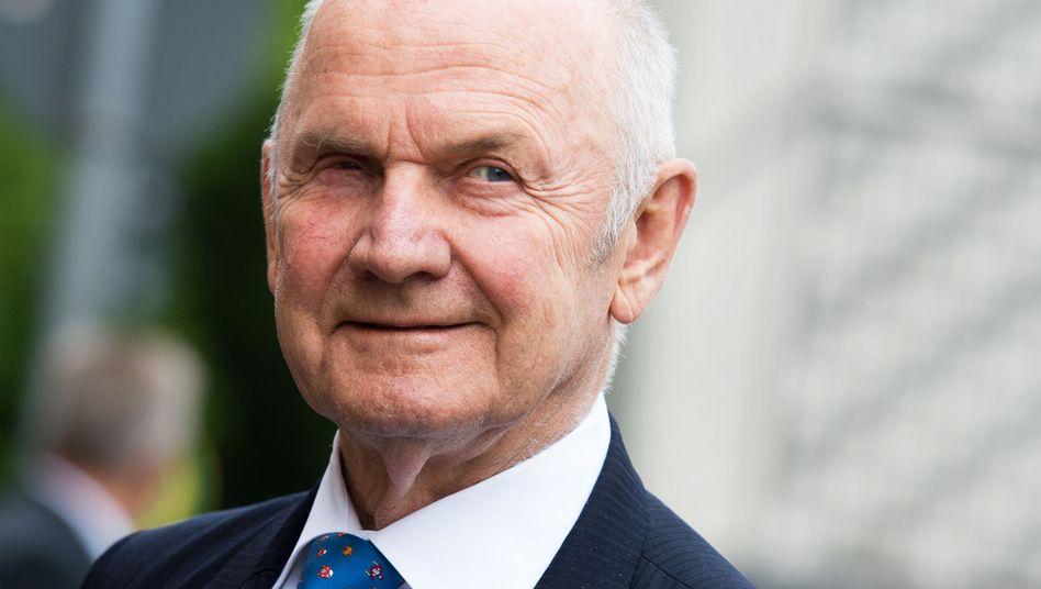 Ferdinand Piëch (Foto von 2014) war von 1993 bis 2002 Vorstandsvorsitzender der Volkswagen AG