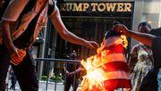 Trump wütet, die Bürger sind wütend