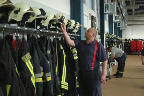 In Personalnot: Freiwillige Feuerwehr in Nordvorpommern