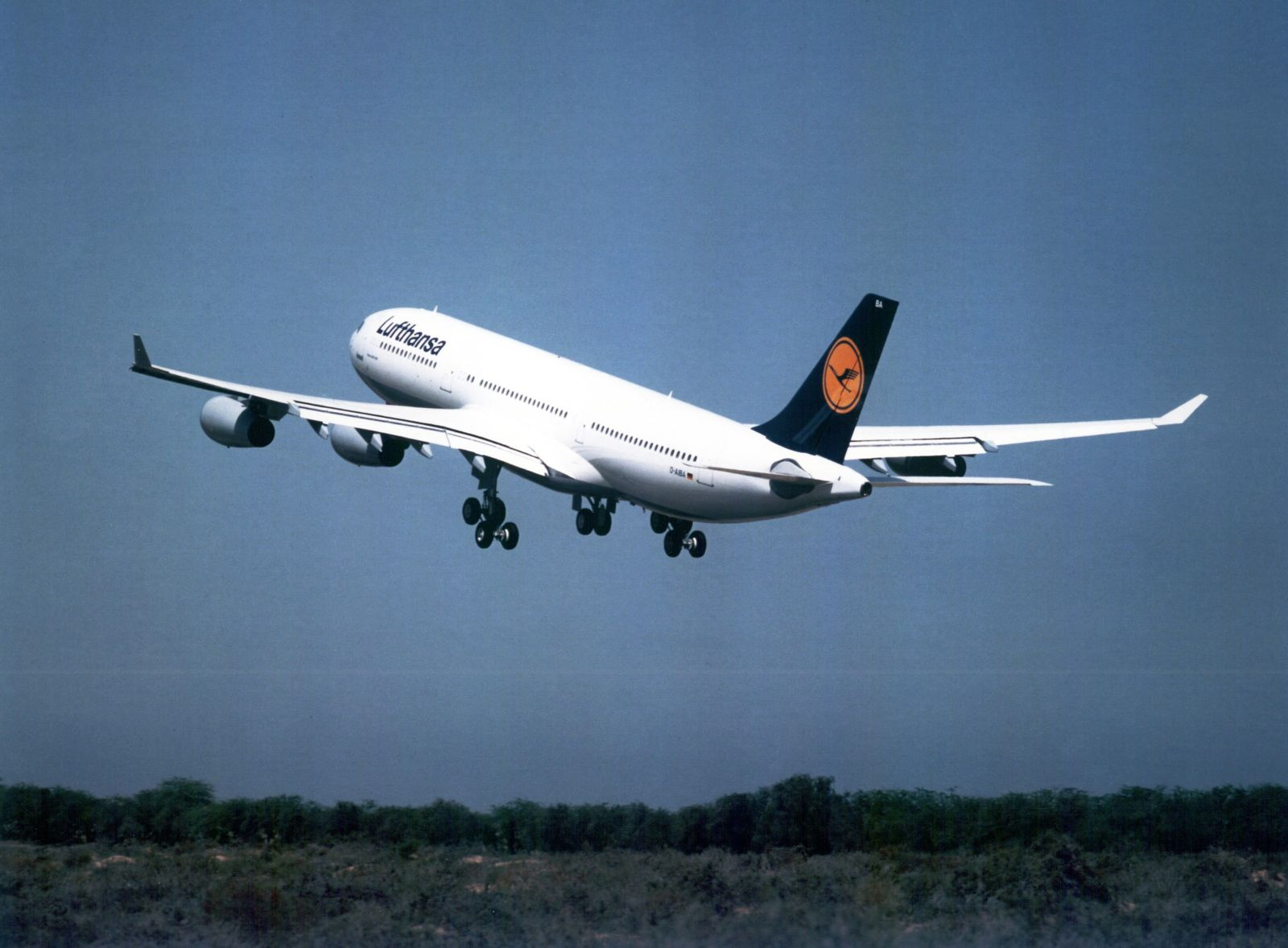 Airbus A340-200 / Dreamliner