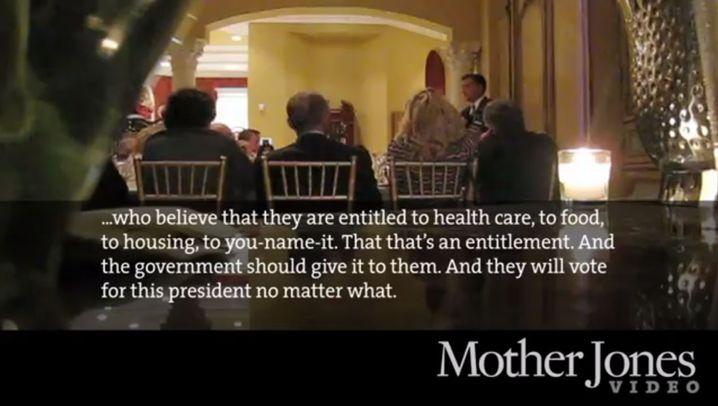 US-Wahlkampf: Romneys Patzer-Serie