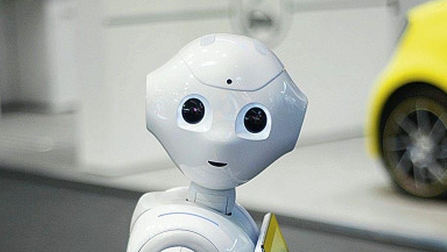 """Humanoider Roboter """"Pepper"""": Die Erben des Mathe-Pferdes"""