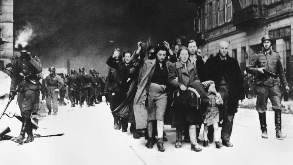 Deportation Warschauer Juden (1943): Verraten, erpresst, ermordet