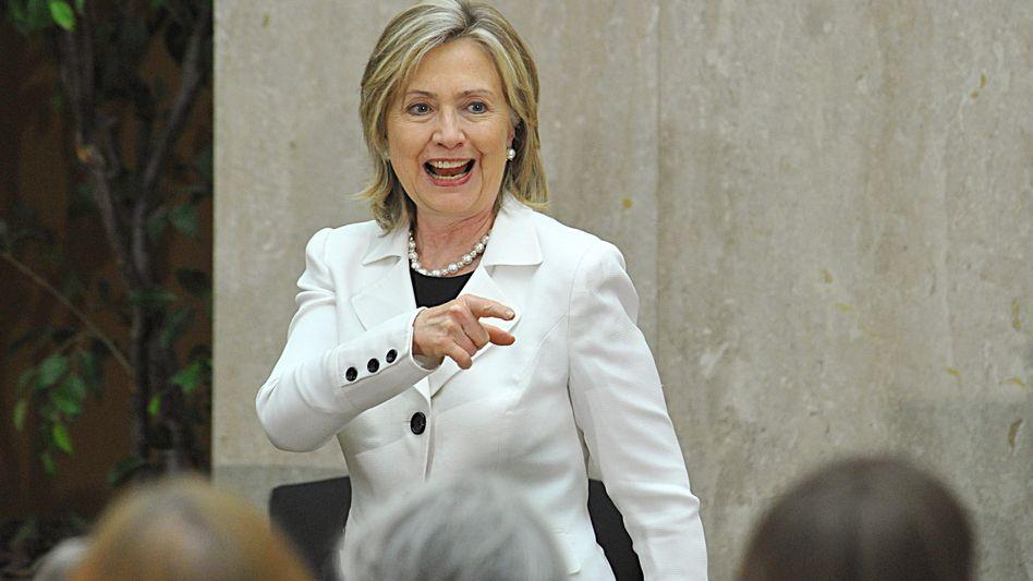 Vorbild Clinton: Mit Leistung, starkem Willen, Wissensdurst und Disziplin nach oben