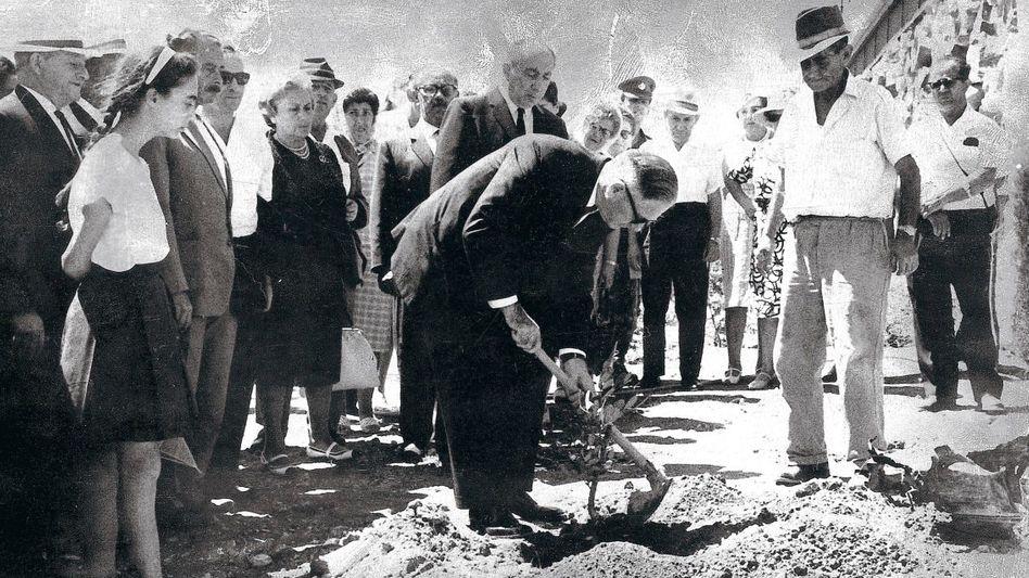 Judenhelfer Gräbe(*2): Weg zurück in die Gemeinschaft verwehrt