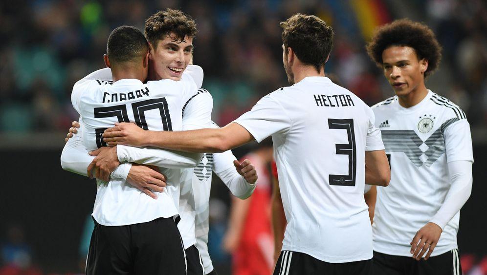 Deutschland vs. Russland: Testspiele sind zum Testen da
