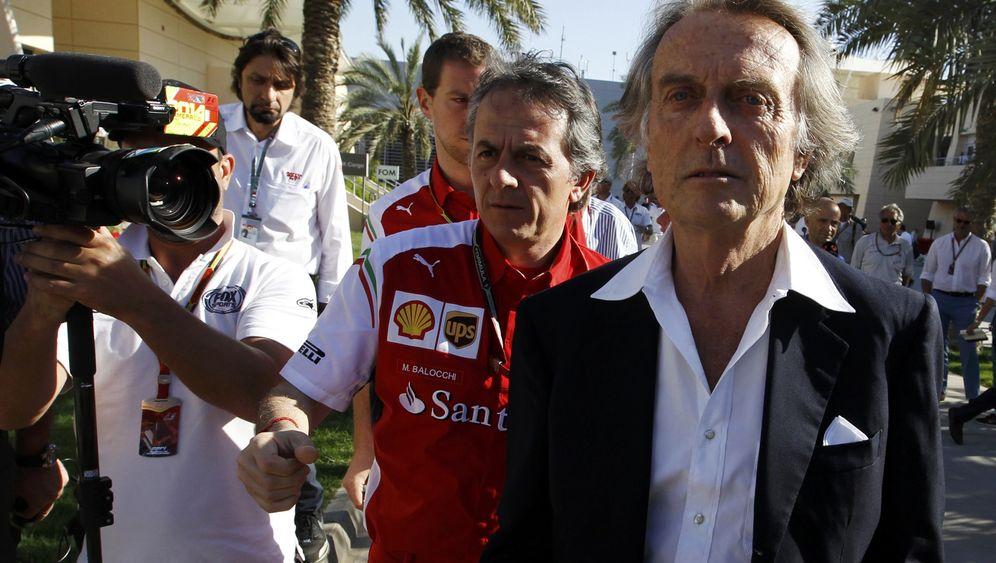 F1-Team Ferrari: Rote Renner ohne Power