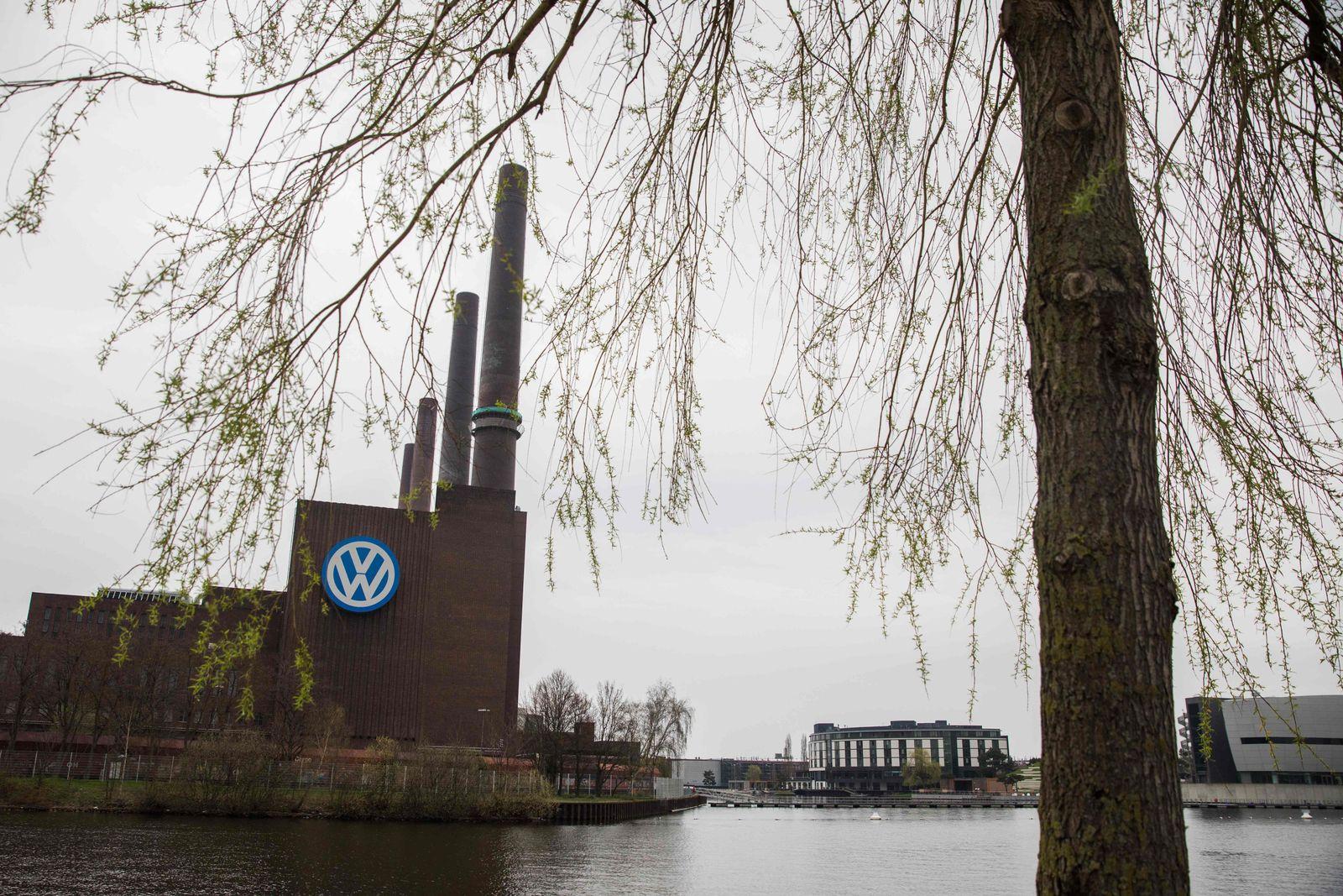 GERMANY-ECONOMY-AUTOMOBILE-VOLKSWAGEN