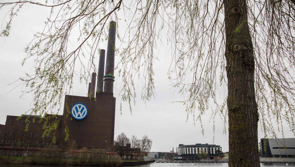 Volkswagen (VW) in Wolfsburg
