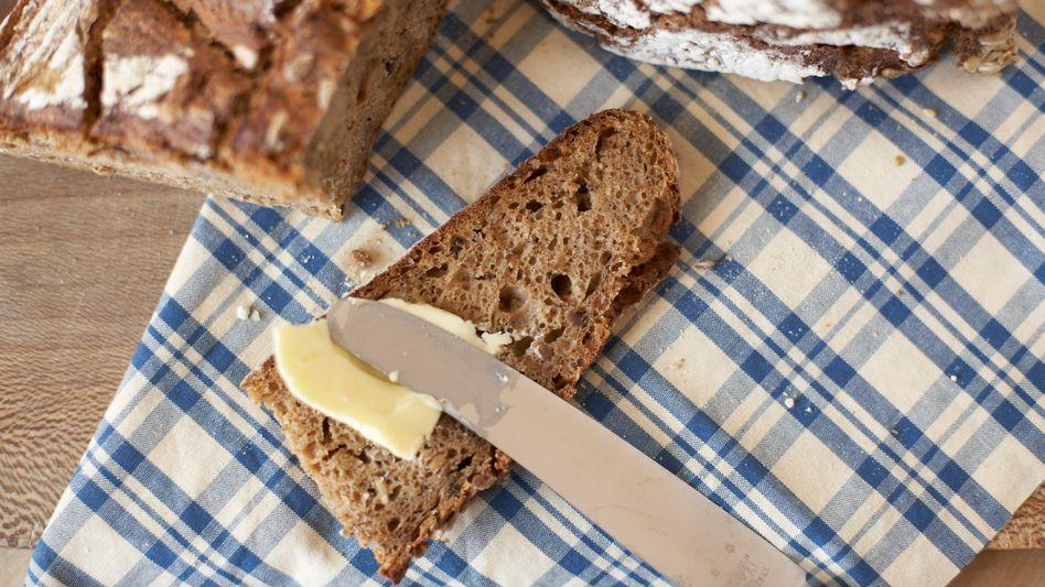 Streichfett enthält mehr ungesättigte Fettsäuren als Butter