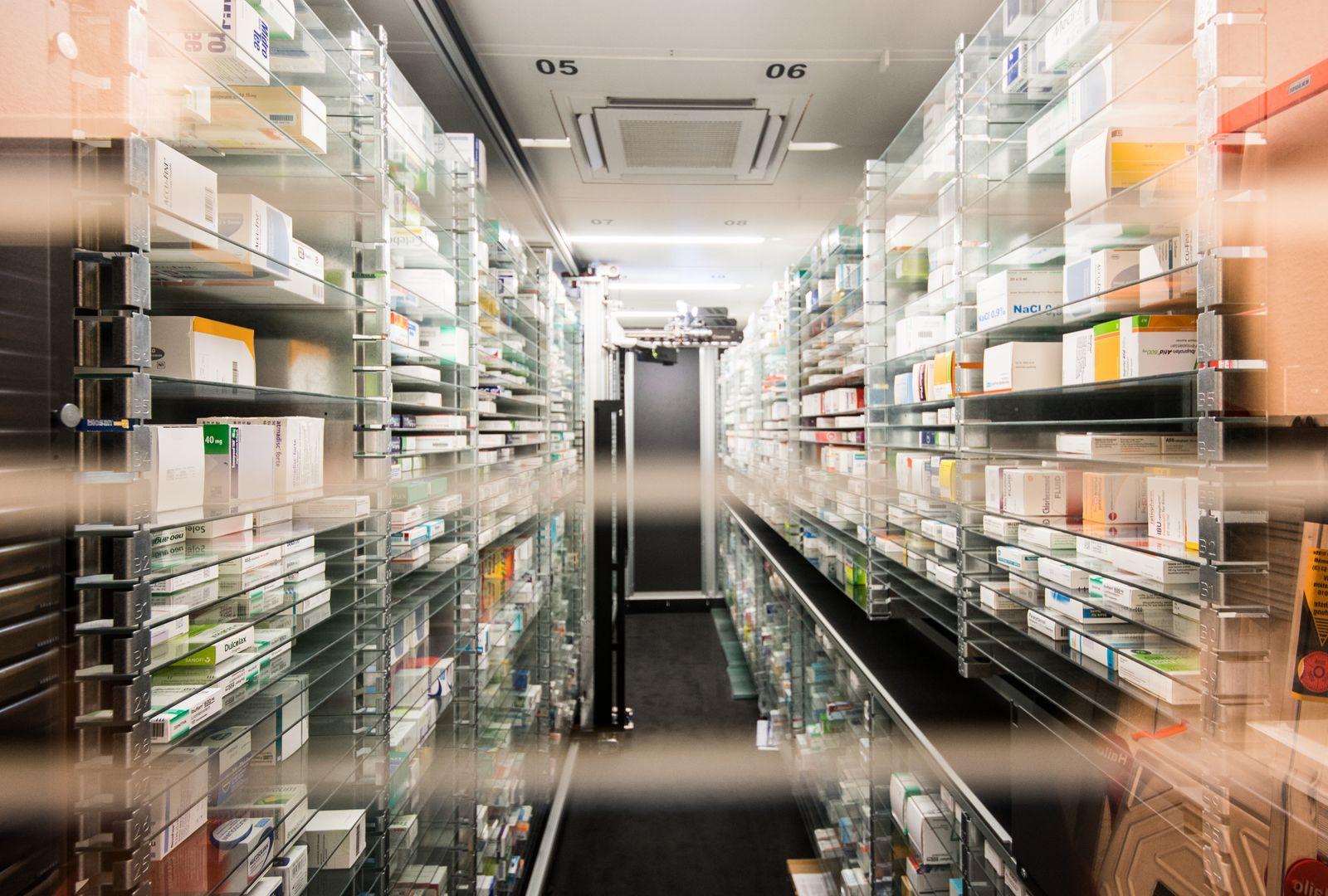 Lieferengpässe von Medikamenten