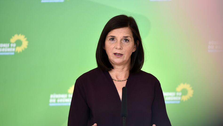 """Katrin Göring-Eckardt: """"Mordversuch durch die mafiösen Strukturen des Kreml"""""""
