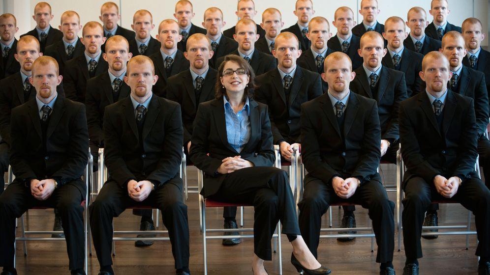 Männerclub Hochschulleitung: Die Ausreißer werden nur langsam mehr