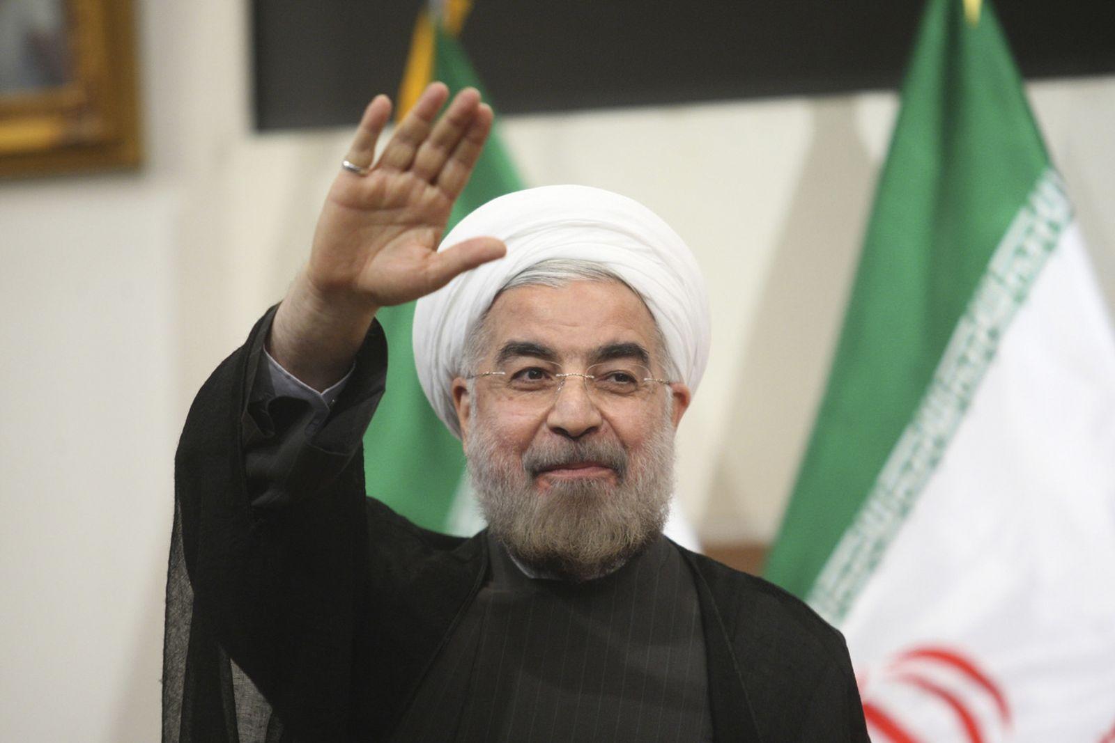 Iran/Hassan Rohani