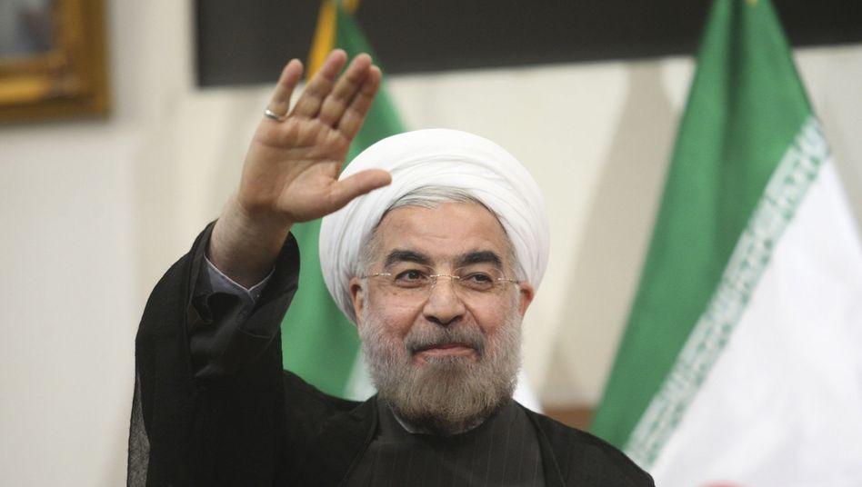 Hassan Rohani: Irans neuer Präsident wird am Sonntag vereidigt