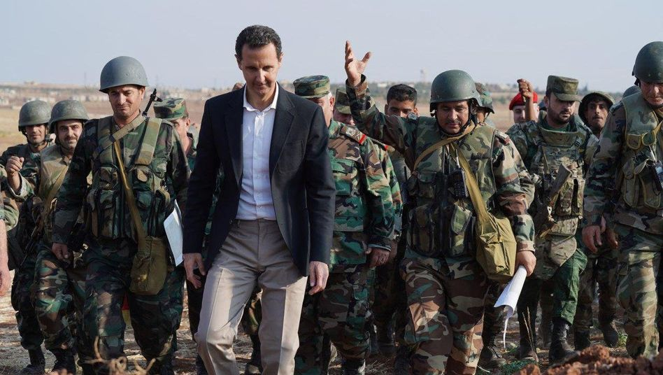 Baschar al-Assad in Idlib: Der Diktator will die Rebellenhochburg erobern