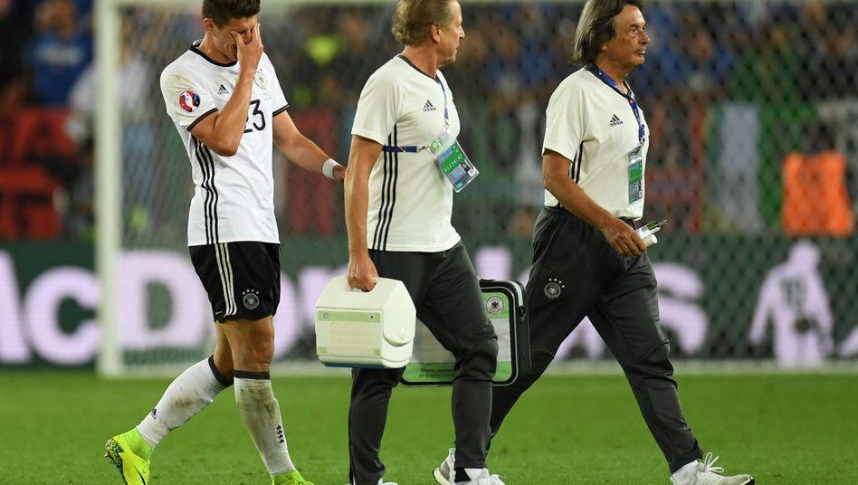 Deutschland Sieg Gegen Italien
