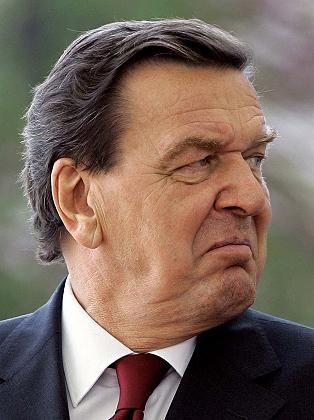 Altkanzler Schröder: Normalster Schritt der Welt?
