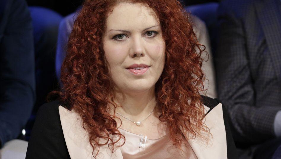 Nina Käsehage: Die Frau, die Salafisten umpolt. Angeblich