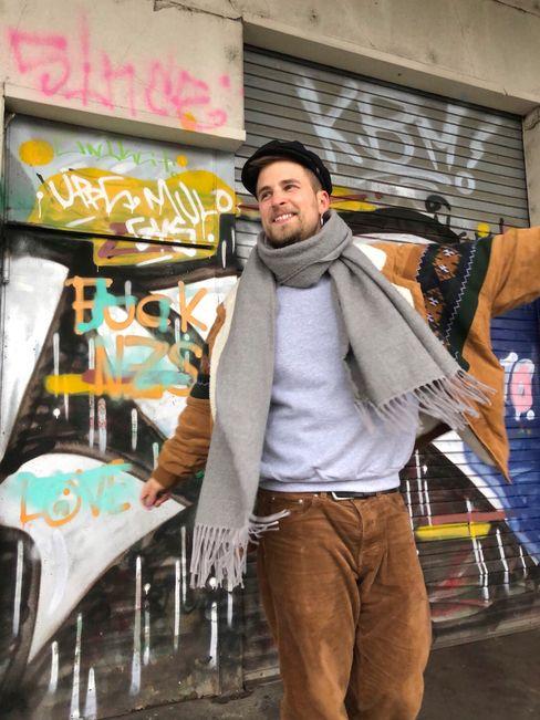 Lukas Schtschepik: »Ich bin der Querschläger, der kleine Sozi«