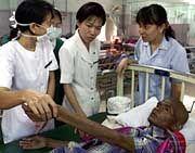 """US-Geheimdienste befürchten eine katastrophale Ausbreitung von Aids in vielen """"Dritten-Welt-Staaten"""""""