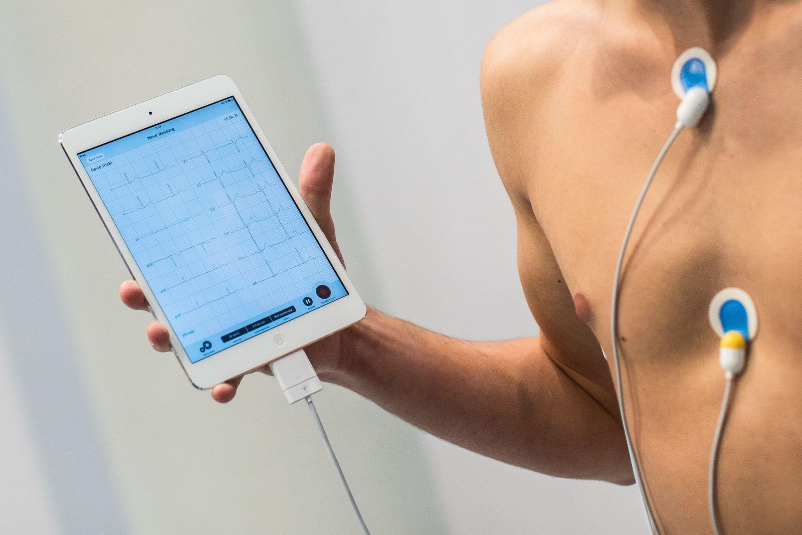 Digitale Technologie im Gesundheitsbereich