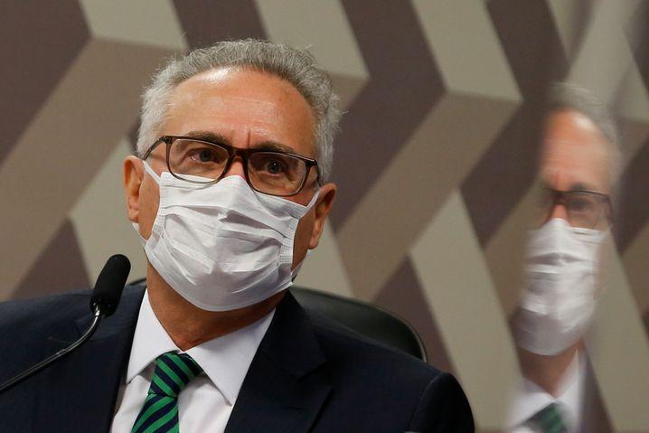Renan Calheiros, der Leiter des Untersuchungsausschusses: Ein historischer Tag