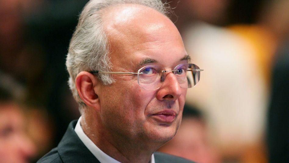 """Finanzexperte Paul Kirchhof: """"Der Zweck heiligt nicht die Mittel"""""""
