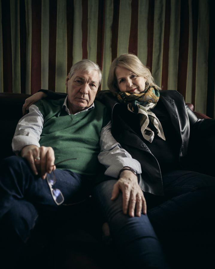 Michael Sommer und seine Frau Ulrike