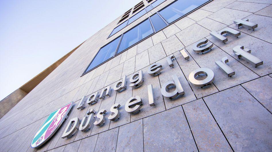 Landgericht Düsseldorf (Archivbild)